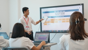 Expansion of Smart class model at Archimedes school