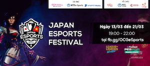 JEF e-Sport event between Vietnam – Japan successfully ended